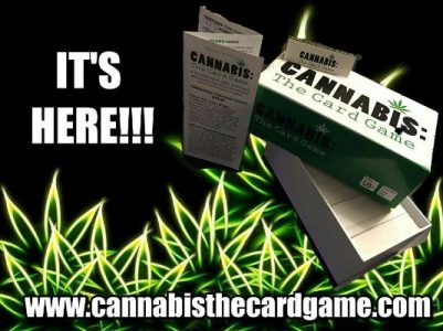 Cannabis: The Card Game