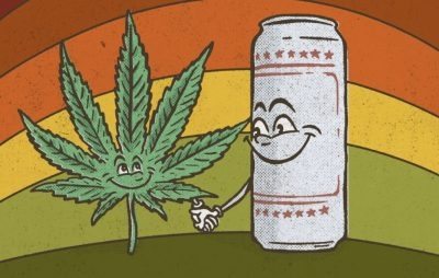 Are you ready for weed-infused drinks from beer companies? Budweiser maker teams up with Tilray.