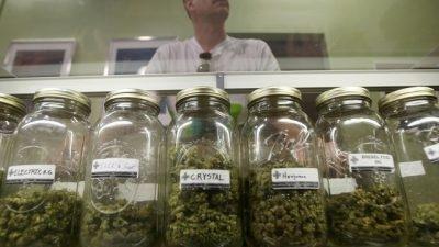 Colorado reports $6 billion in marijuana sales since 2014