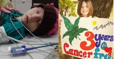 Only Six Days After Starting Cannabis Oil, This Little Girl's Leukemia Went into Remission
