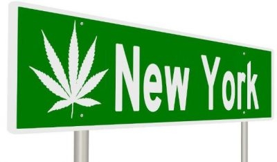New York Officially Decriminalized Marijuana